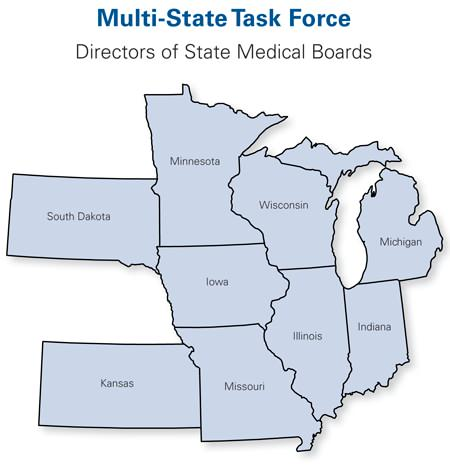 Multi-state task force