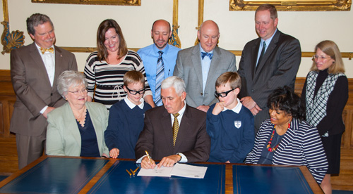 Governor signs law